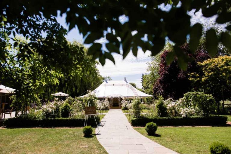 Outdoor Wedding Venue in North Essex