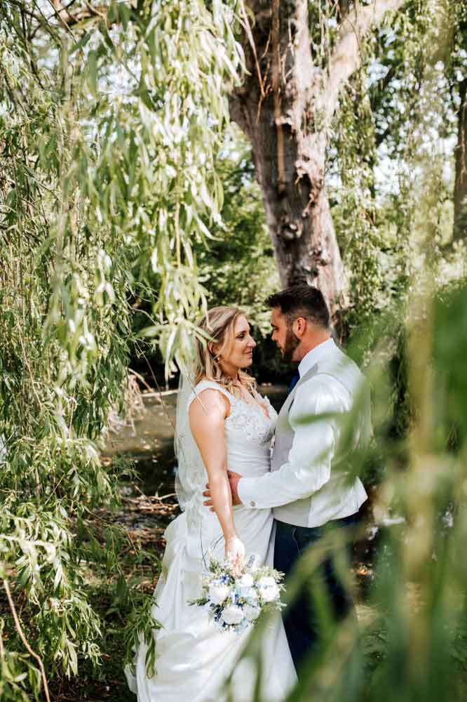 Spring Wedding in Essex Countryside