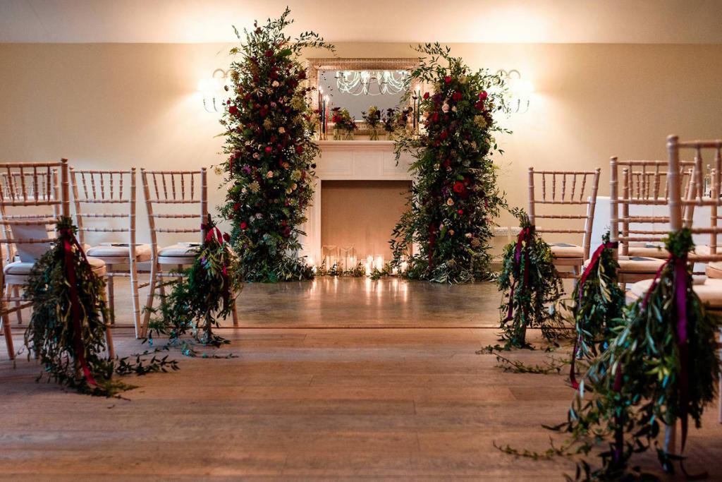 Indoor Wedding near Colchester